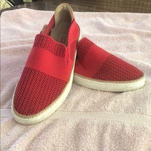 Slip-on summertime UGG sneakers!